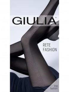 Ажурные колготки Giulia RETE FASHION 01