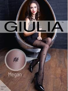 Последний товар!!! Фантазийные колготки с рисунком Giulia MEGAN 05