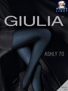 Блестящие колготки Giulia ASHLY 01