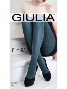 Цветные колготки с рисунком Giulia ELMIRA 05