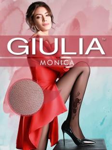 Последний товар!!! Фантазийные колготки с рисунком тату Giulia MONICA 11