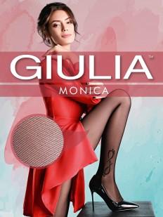 Фантазийные колготки с рисунком тату Giulia MONICA 12