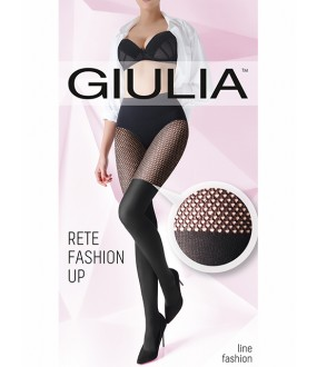 Колготки Giulia Rete Fashion Up