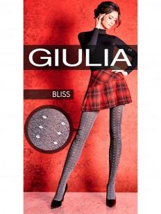 Теплые хлопковые колготки Giulia BLISS 02