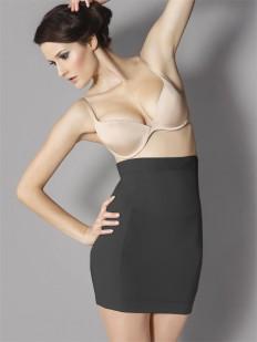 Корректирующая юбка с высоким утягивающим поясом