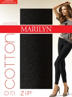 Леггинсы Marilyn COTTON ZIP D73