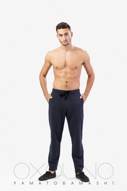 Хлопковые мужские брюки OXOUNO 0222 footer 02 - фото 1