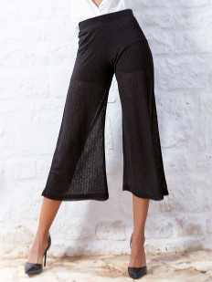 Женские брюки капри JADEA 4960 pantalone a palazzo