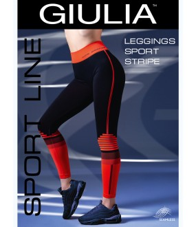Леггинсы Giulia Leggings Sport Stripe