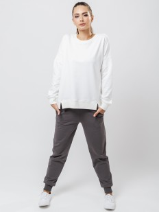 Женские домашние брюки из вискозы OXOUNO