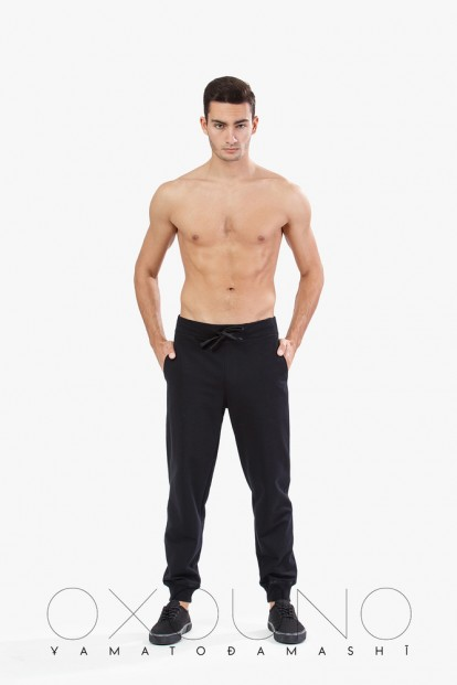 Хлопковые мужские брюки Oxouno 0229 footer 01