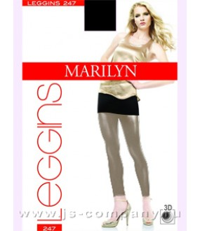 Леггинсы Marilyn SHINE LONG 247 леггинсы