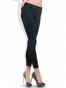 Женские брюки леггинсы с петлями для ремешка