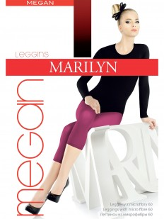 Леггинсы капри Marilyn MEGAN 60