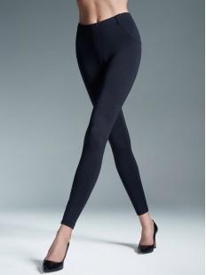 Женские брюки леггинсы с петлями для пояса