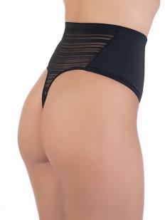 Женские стринги с высоким поясом и корректирующим эффектом
