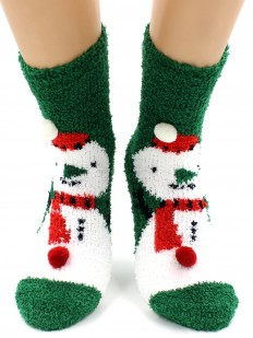 Махровые носки HOBBY LINE 068-8