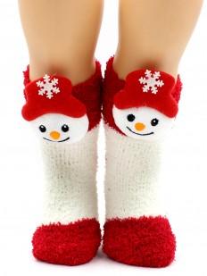 Махровые носки HOBBY LINE 3332