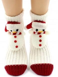 Вязаные носки Hobby Line 085
