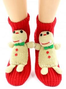 Вязаные носки Hobby Line 071