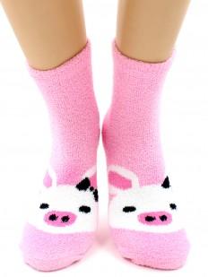 Махровые носки HOBBY LINE 2259-08