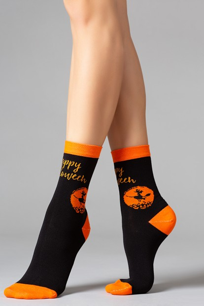 Женские носки на Хэллоуин Giulia WS3 HALLOWEEN 005 - фото 1
