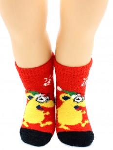 Махровые носки HOBBY LINE 3340-5