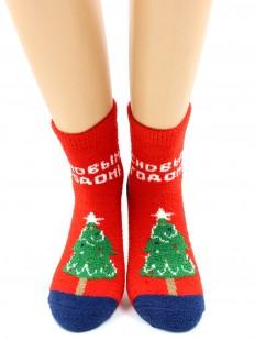 Махровые носки HOBBY LINE 2258-31