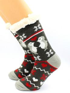 Теплые носки HOBBY LINE 30594-1