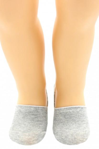 Детские укороченные хлопковые носки HOBBY LINE 3730-2