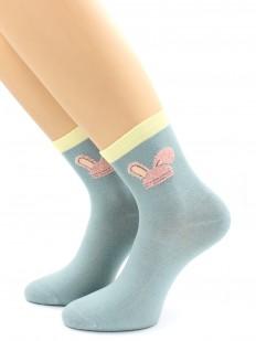 Женские носки Hobby 3д76-1