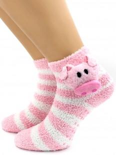 Махровые носки HOBBY LINE 042-8