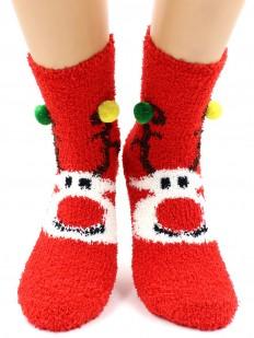 Махровые носки HOBBY LINE 068-1