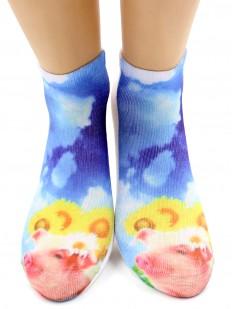 Хлопковые носки Hobby Line 3Д31-73