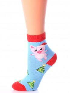 Детские носки Giulia KSL NEW YEAR 04