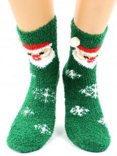Махровые носки HOBBY LINE 068-6