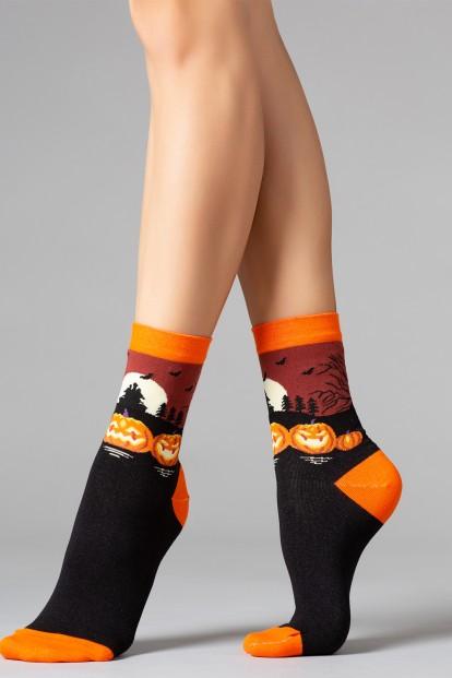 Женские носки на Хэллоуин Giulia WS3 HALLOWEEN 008 - фото 1