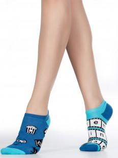 Короткие носки унисекс с принтом в тематике кино