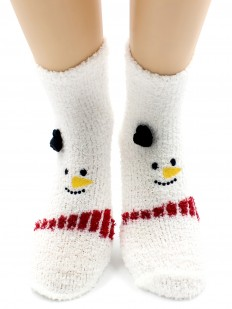 Махровые носки HOBBY LINE 067