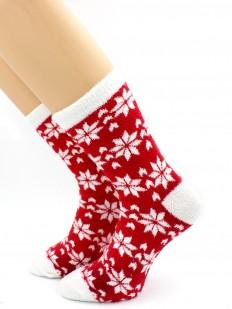 Махровые носки HOBBY LINE 2258-28