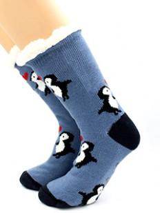 Теплые носки HOBBY LINE 30594
