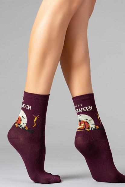 Женские носки на Хэллоуин Giulia WS3 HALLOWEEN 007 - фото 1