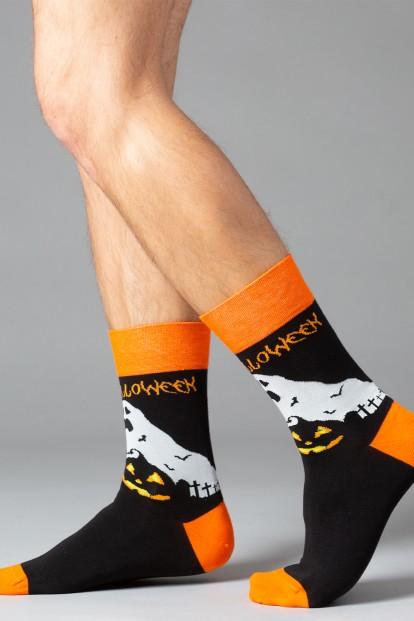 Мужские носки на Хэллоуин Giulia MS3 HALLOWEEN 004 - фото 1