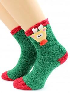 Махровые носки HOBBY LINE 043-1