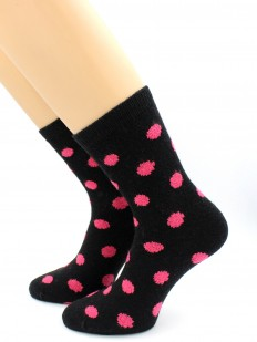 Теплые носки Hobby Line 6205-6