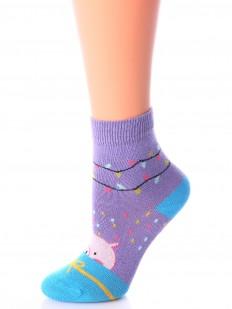 Детские носки Giulia KSL NEW YEAR 02