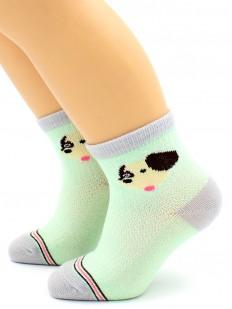 Детские носки  Носки Hobby 131 носки детские сеточка х/б