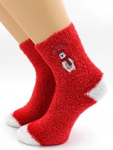 Махровые носки HOBBY LINE 045-3
