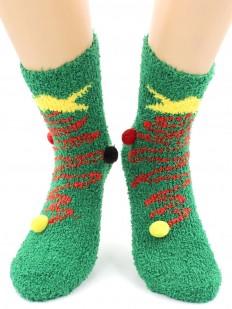 Махровые носки HOBBY LINE 068-3