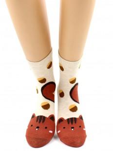 Женские носки Hobby 425-1